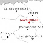 Carte Limousin