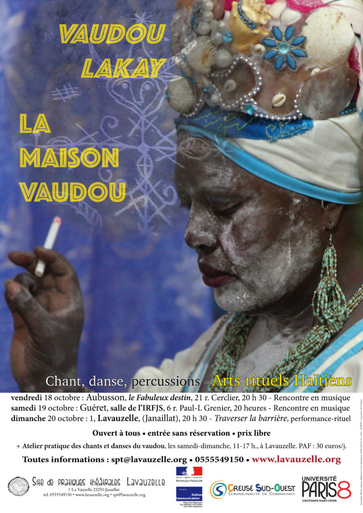 affiche Vaudou Lakay